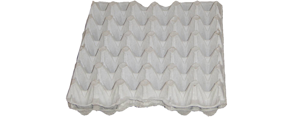 Moulded Fibre Egg Trays <br/>Carries 30 eggs